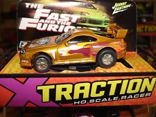 Johnny Lightning ~ TOYOTA  SUPRA  ~ From Fast & The Furious ~ FITS AFX, AW, JL
