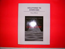 Solutions to Exercises for Chemistry: The Central Science 12th Edition