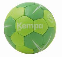 Kempa Handball Tiro Ball Trainingsball Spielball Kinder grün fluo grün Gr 1