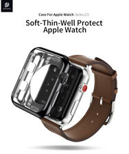 Protective Case For Apple Smart Watch Series 2 / 3 38mm Genuine Dux Ducis Black