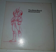 RARE The Beta Band - Assessment - 2 track promo CD