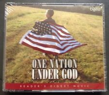 One Nation Under God, Reader's Digest Music, CD 2012, 75 Songs on 4 Discs, New