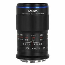 Venus Laowa 65mm f/2.8 2X Ultra Macro Apo Lens for Fuji X  Mirrorless Camera
