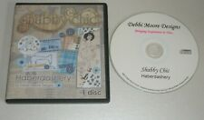 Debbi Moore Designs Shabby Chic Haberdashery CD Rom 2012 DMCDSET151