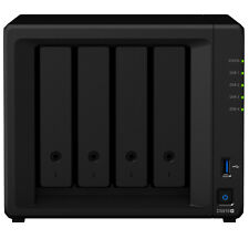 Synology 4 Bay NAS DS918+ Intel Quad Core 1.5GHz 0TB 4GB Home Network Storage