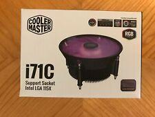 Cooler Master i71C RGB RR-I71C-20PC-R1 Brand New in the Box