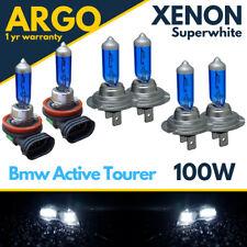 Bmw Active Tourer Headlight 2 Series Bulbs F45 F46 Xenon White Fog Light 100w