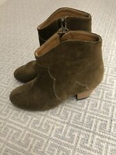 Isabel Marant Dicker Boots. Size 35