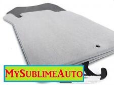 Tapis De Sol Mercedes Classe E W210 Qualité Origine Velours Gris 850g/m² NEUFS