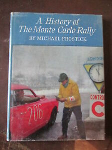 A history of the Monte Carlo rally book.rally book.Monte Carlo rally.