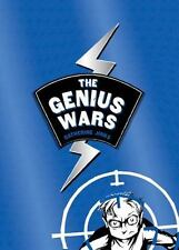 The Genius Wars by Catherine Jinks and Jill Grinberg (2010, Hardcover)