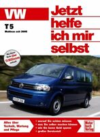 VW T5 Multivan Jetzt helfe ich mir selbst Reparaturanleitung Reparatur/Buch NEU