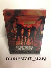 BROTHERS IN ARMS HELL'S HIGHWAY - NO GAME - STEELBOX STEELBOOK - NEW -