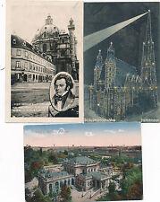6 Karten aus Wien    (D3)
