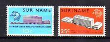 Suriname Michel numero 577 - 578 post freschi