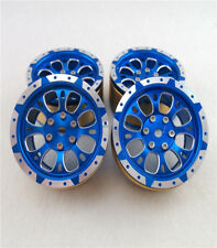 Hercules Rock Crawler Parts 1.9 inch Emulation Wheel C For 1/10 RC Cars Blue