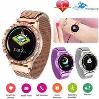 Smartwatch Sportuhr Armband Fitness Tracker für iPhone Männer Frauen Geschenk