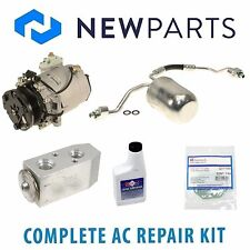 Saturn Vue 2005 2.2L Complete AC A/C Repair Kit With NEW Compressor & Clutch