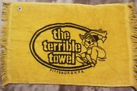 Vintage Pittsburgh Steelers 70's The Terrible Towel