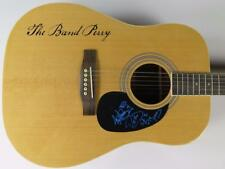 THE BAND PERRY Signed Autograph Guitar by All 3 Members  Kimberly +