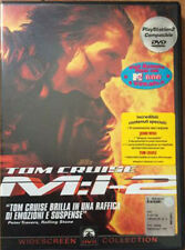 DVD • Mission Impossible 2 MI2 TOM CRUISE ITALIANO