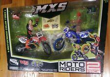 MSK moto riders 2 Pack msr vs. solarider