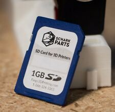 MakerBot Replicator 2/2x 1GB SD Card - Fargo 3D Printing