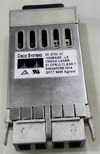 Ws-g5486 Cisco Systems 1000base-lx GBIC Module 30-0703-01