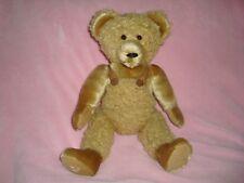 Barton's Creek Collection Hildegard Gunzel EDMUND 1999 Gund Plush Bear Squeaks
