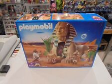 PLAYMOBIL 4242 EGYPTIAN SPHINX EGYPT 49 PIECES AGES 4+ FACTORY SEALED RETIRED