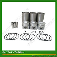 Chinese 4-inch diesel water pump Piston Ring Set for Yanmar L100 Chinese 10HP 186F 186FA Diesel Engine 86MM STD 714970-22500