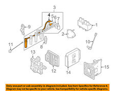 Chevrolet GM OEM 07-08 Aveo 1.6L-L4-Ignition Spark Plug Wire Set 96497774