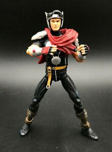 """Marvel Legends ASGUARDIAN Young Avengers 6"""" Action Figure TOY BIZ 2006 CAPE Bag"""