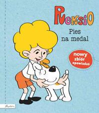Reksio. Pies na medal - Szarf Maria