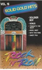 Rock & Roll Solid Gold Hits Vol. 16 (Cassette)
