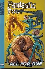 Fantastic Four, Vol. 1: All for One Paperback Brand New & Free Shipping