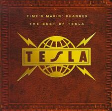 Tesla - Time's Makin' Changes-Best Of (CD NEUF)