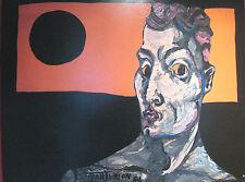 Original Ivan Jenson painting Modern art Picasso Style