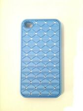 NEW Rhinestone Bling Phone Case for iPhone 4/4S  - Many Colors - FREE SHIPPING