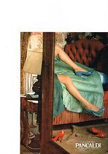 PUBLICITE  1980   PANCALDI  chaussures Italiennes de luxe