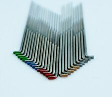 25 x Heidifeathers Felting Needles in a Mix of Sizes - Fine, Medium and Coarse
