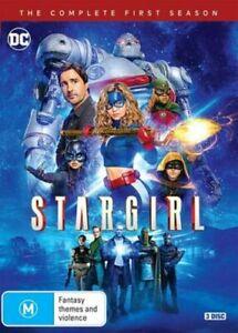 Stargirl Season 1 BRAND NEW Region 4 DVD