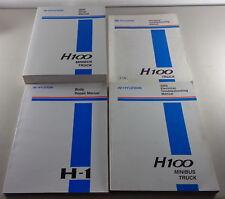 Manual de Taller/Taller Manual Hyundai H-100 H-100 / Mini-Bus / Camión H-1