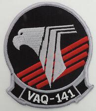 "VAQ-141 SHADOWHAWKS 4"" Patch"
