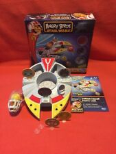 Angry Birds Star Wars MILLENNIUM FALCON Bounce Game With Instructions