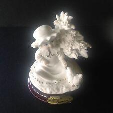 Giuseppe Armani Little Girl w Chicks Figurine RENDEZ-VOUS #0255F