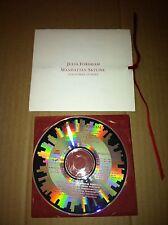JULIA FORDHAM Manhattan Skyline w/ UNRELEASED TRK SAMPLER PROMO DJ CD single 2pi