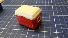 1:10 Scale Model Small Red Cooler for RC Crawler Garage Accessories axial rc4wd