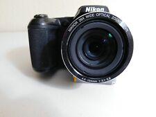 Nikon Coolpix L810 Digital Camera - Black - Original Manual