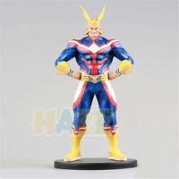 Anime My Hero Academia All Might 20cm PVC Action Figure Model New